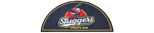 Logo Mat - Sluggers