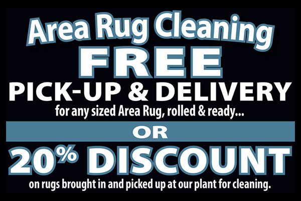 Certified Carpet in Lancaster is your one-stop shop for all of your area rug cleaning needs!