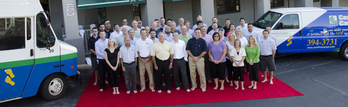 Come by today and meet our Certified staff at our showroom in Lancaster, PA!